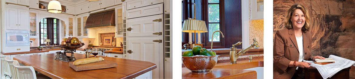 We work with your architect or construction firm to provide kitchen remodel, and kitchen and bath ideas in Jacksonville and St. Augustine, FL